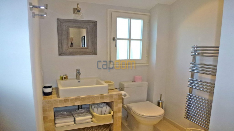Charming 5 bedrooms Villa for holiday rental domain Capila Saint Tropez by Pampelonne - Bathroom 1