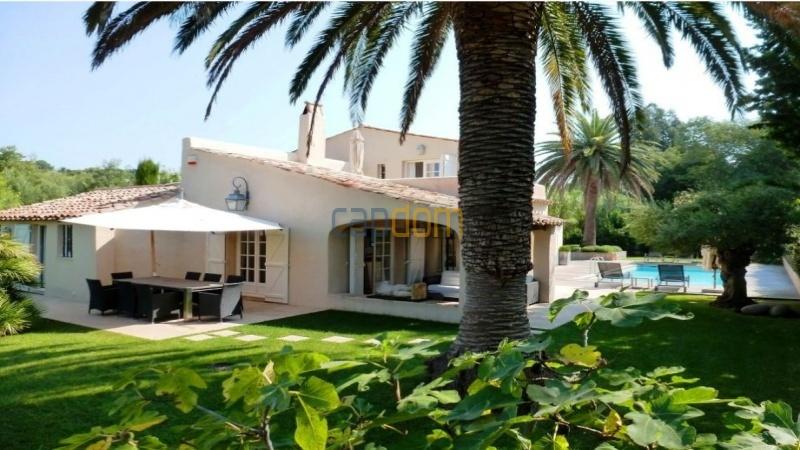 Charming 5 bedrooms Villa for holiday rental domain Capila Saint Tropez by Pampelonne - Garden