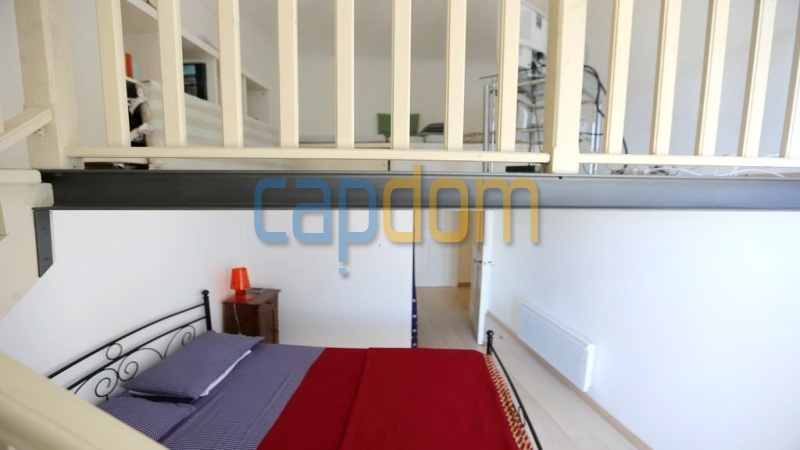 3 bedrooms appartment for sale in perfect condition Grand Hotel Cap Martin - Mezzanine