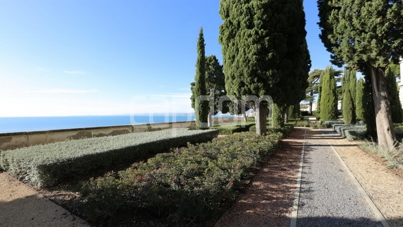 Modern Appartment in waterfront residence Maeterlinck in Nice - Upper garden