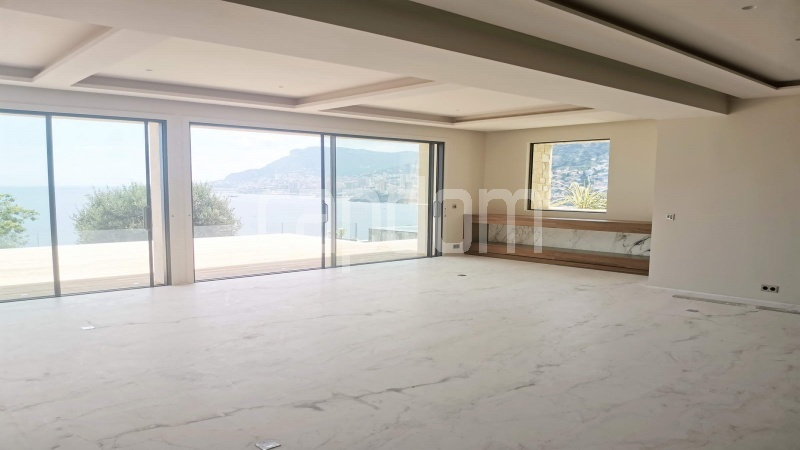 New Waterfront Villa for sale in Roquebrune Cap-Martin - Living area 2