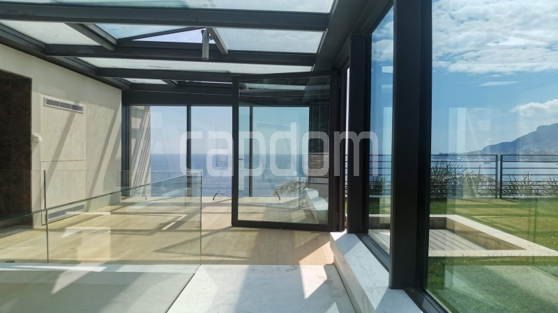 New Waterfront Villa for sale in Roquebrune Cap-Martin - Upper floor