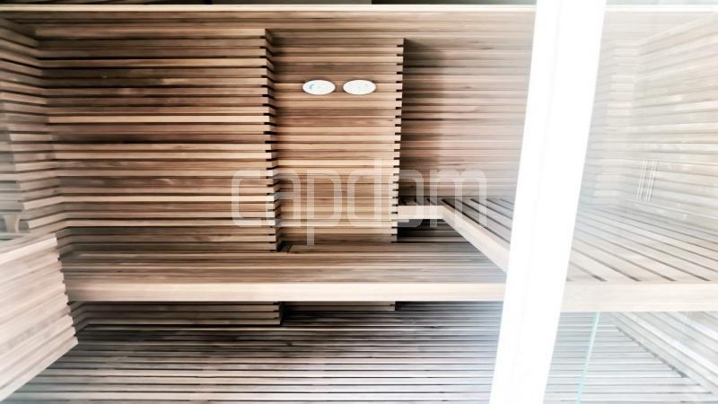 New Waterfront Villa for sale in Roquebrune Cap-Martin - Sauna