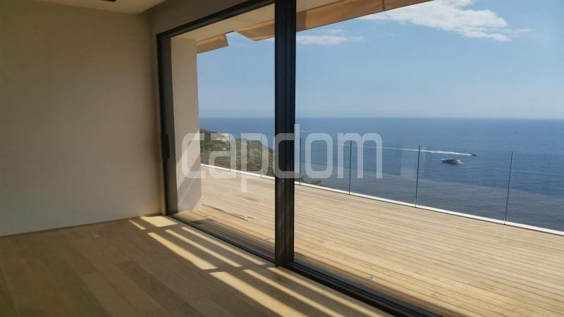 New Waterfront Villa for sale in Roquebrune Cap-Martin - Upper terrace