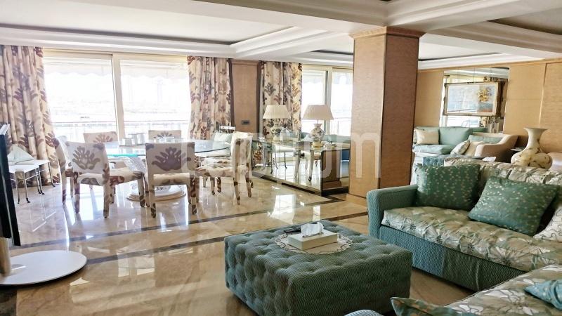 Канны-Известный Круазет - Квартира С Потрясающим Панорамным Видом На Последнем Уровне - салон