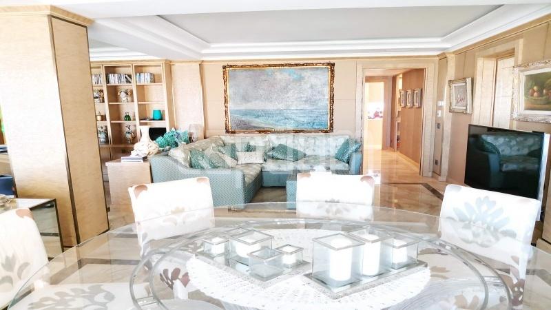 Канны-Известный Круазет - Квартира С Потрясающим Панорамным Видом На Последнем Уровне - столовая