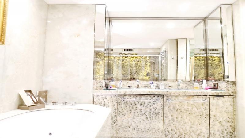 Канны-Известный Круазет - Квартира С Потрясающим Панорамным Видом На Последнем Уровне -  ванная
