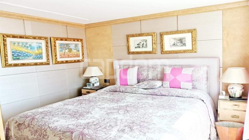Канны-Известный Круазет - Квартира С Потрясающим Панорамным Видом На Последнем Уровне -  спальня 3