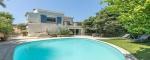 Modern new villa Cap d'Antibes Westside - Front