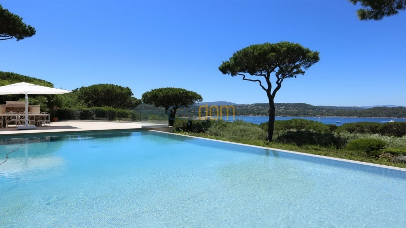 Villa for sale Les Parcs Saint Tropez - swimming pool