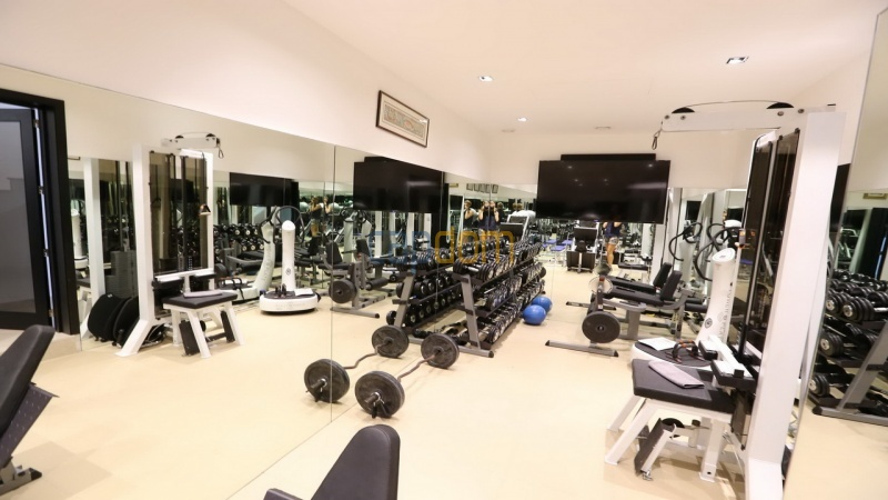 Villa for sale Les Parcs Saint Tropez - fitness room