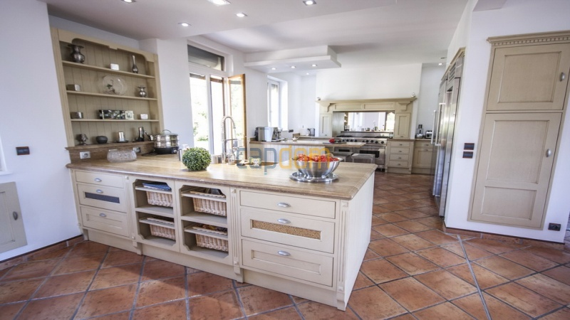 Villa for sale  Cap d'Antibes - cooking island