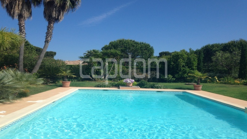 Villa for sale  Cap d'Antibes private domain - swimming pool