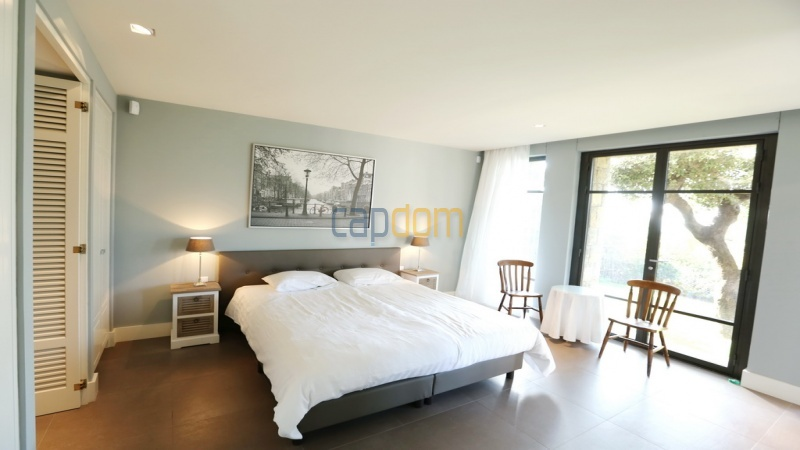 Holiday rental villa cap antibes sea view - bedroom 3