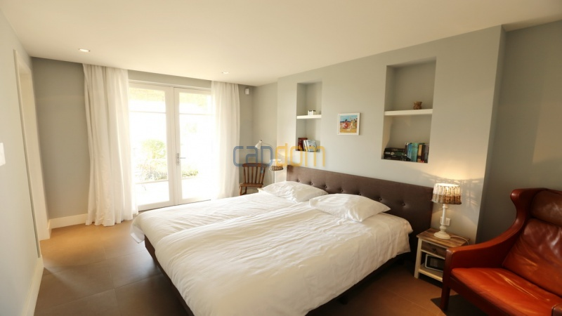 Holiday rental villa cap antibes sea view - bedroom 4