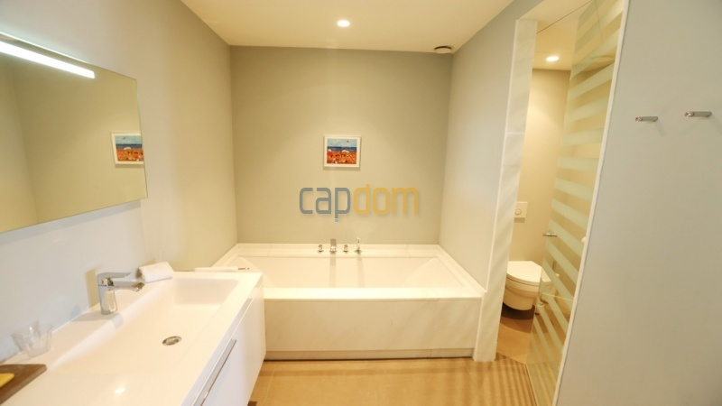 Holiday rental villa cap antibes sea view - bathroom 4