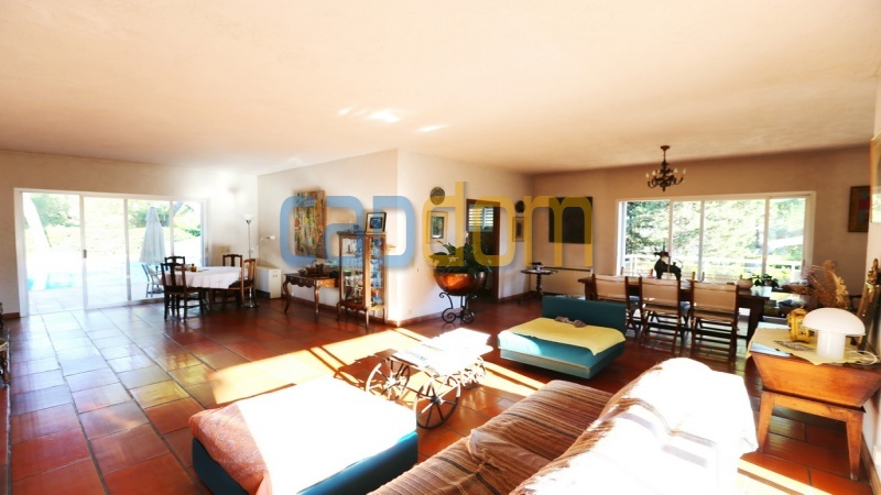Californian Villa for sale Cap d'Antibes - living room