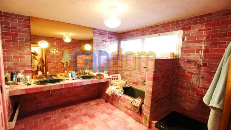 Californian Villa for sale Cap d'Antibes - lower bathroom