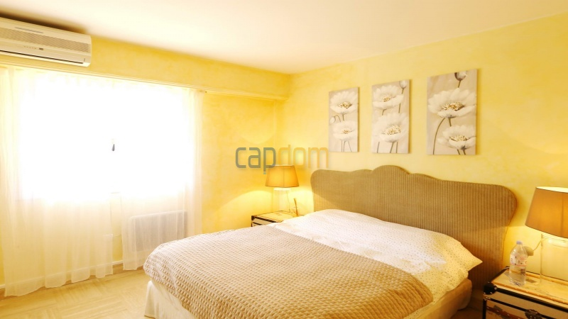 Gorgeous waterfront villa with panoramic sea view  cap d antibes  - bedroom 4