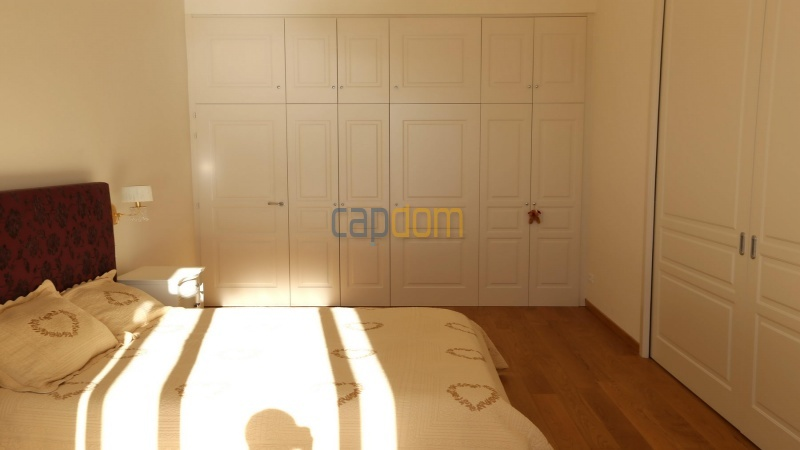 Fully renovated apartment for sale Grand Hotel Cap Martin - Bedroom