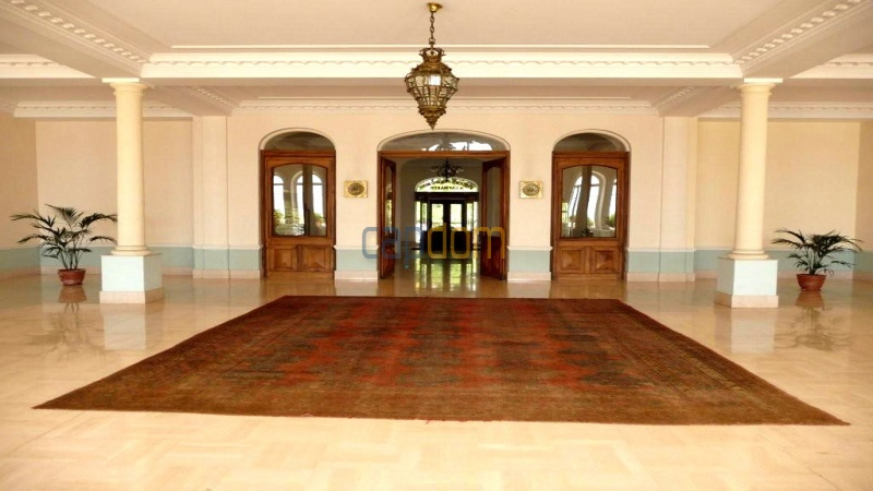 Grand Hotel Cap Martin - Entrance Hall