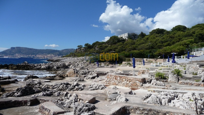Grand Hotel Cap Martin - Private Beach