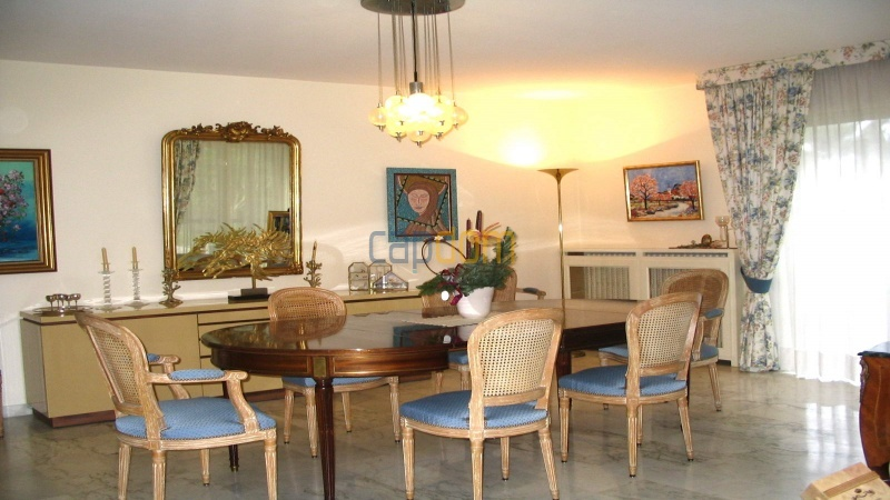 Californian Villa for Vacation Rental Cap d'Antibes near Eden Roc - Dining room