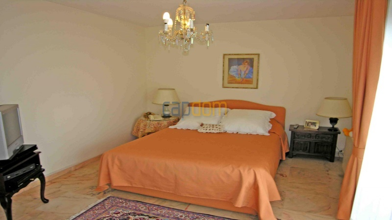 Californian Villa for Vacation Rental Cap d'Antibes near Eden Roc - Bedroom 3