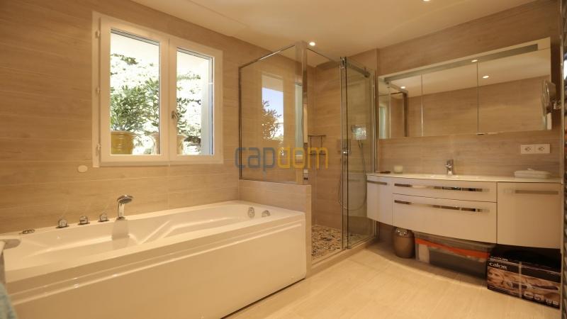 Вилла в тихом месте - Панорамный вид на Гаруп - ванная 1