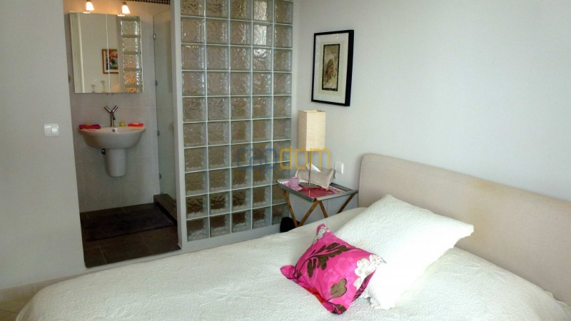 Charming Villa for Holiday Rental near Garoupe Beach Cap d'Antibes - Bedroom  2