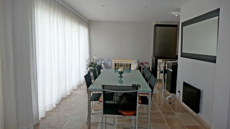 Contemporary Villa for rent in Cap Antibes - Dining