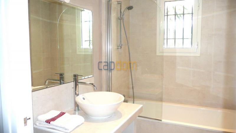Contemporary Villa for rent in Cap Antibes - Bathroom 2