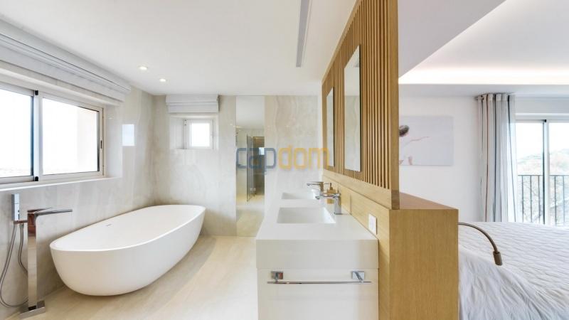 Вилла На Первой Лининция Парк Сан-Тропе - обзор  - ванная 3