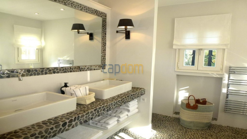 Charming 5 bedrooms Villa for holiday rental domain Capila Saint Tropez by Pampelonne - Bathroom 2
