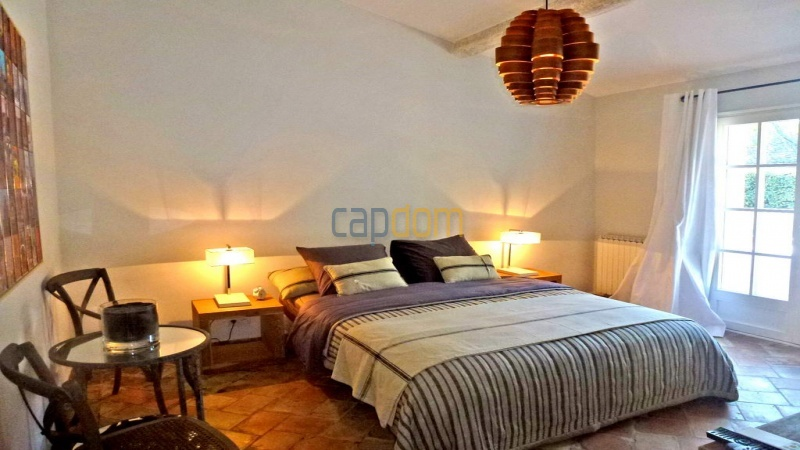 Charming 5 bedrooms Villa for holiday rental domain Capila Saint Tropez by Pampelonne - Bedroom 3