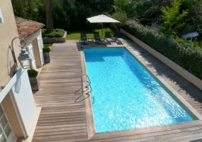 Charming 5 bedrooms Villa for holiday rental domain Capila Saint Tropez by Pampelonne - swimming pool