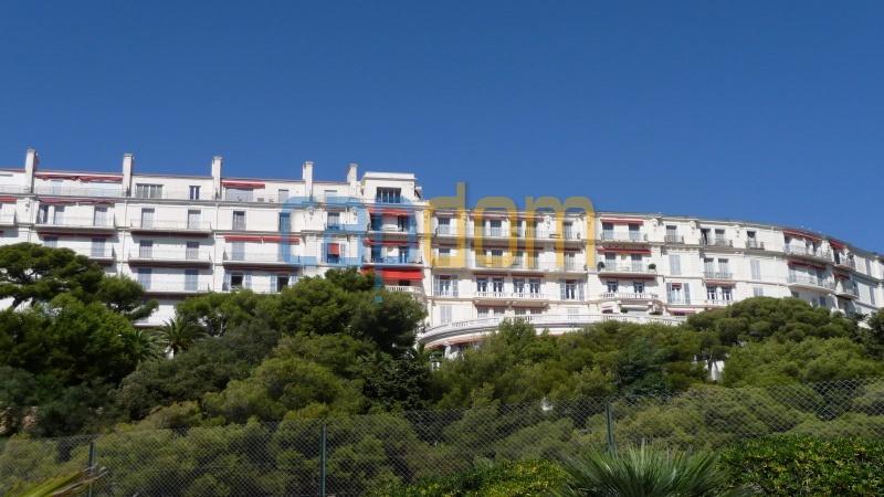 Огромная квартира на продажу в роскошной резиденции Гранд-отель кап мартен - здание