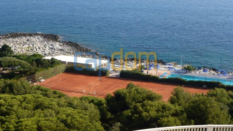 Огромная квартира на продажу в роскошной резиденции Гранд-отель кап мартен - теннисный корт