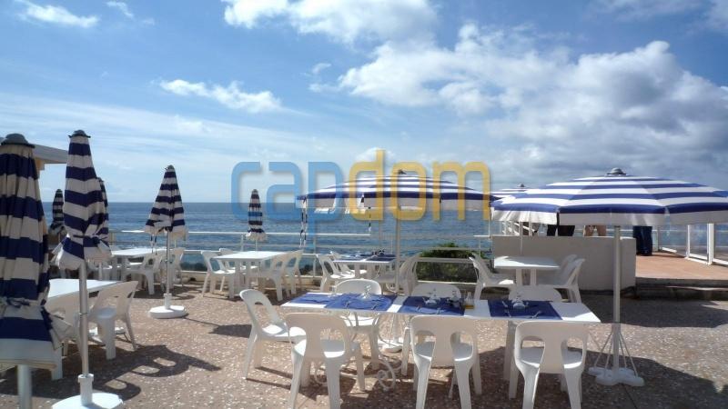 Огромная квартира на продажу в роскошной резиденции Гранд-отель кап мартен - пляжный ресторан