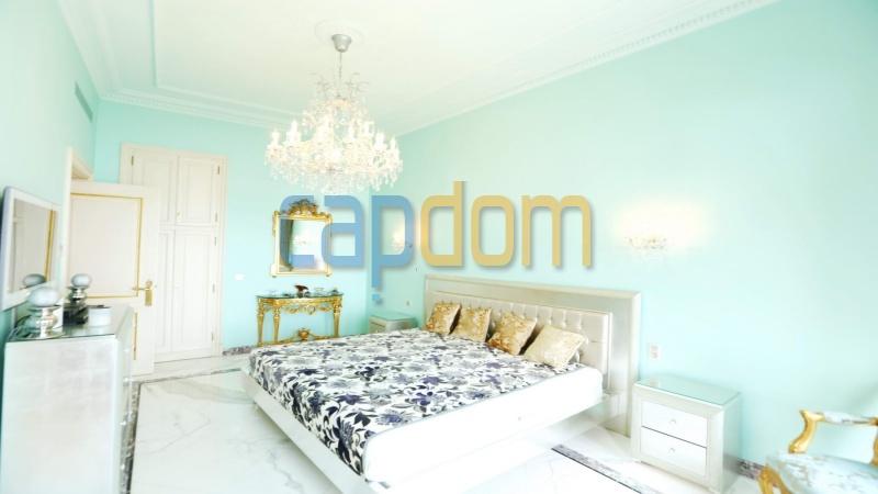 Огромная квартира на продажу в роскошной резиденции Гранд-отель кап мартен - первая спальня