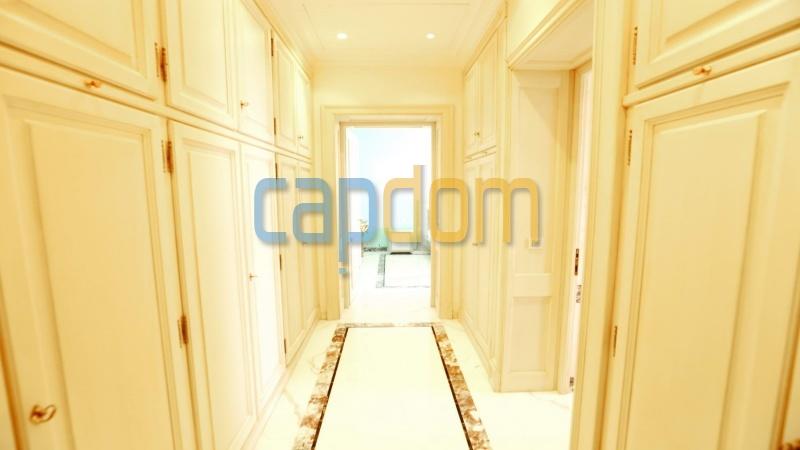 Огромная квартира на продажу в роскошной резиденции Гранд-отель кап мартен - коридор
