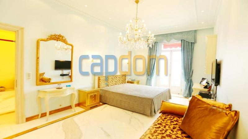 Огромная квартира на продажу в роскошной резиденции Гранд-отель кап мартен - вторая спальня