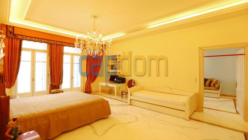 Огромная квартира на продажу в роскошной резиденции Гранд-отель кап мартен - третья спальня