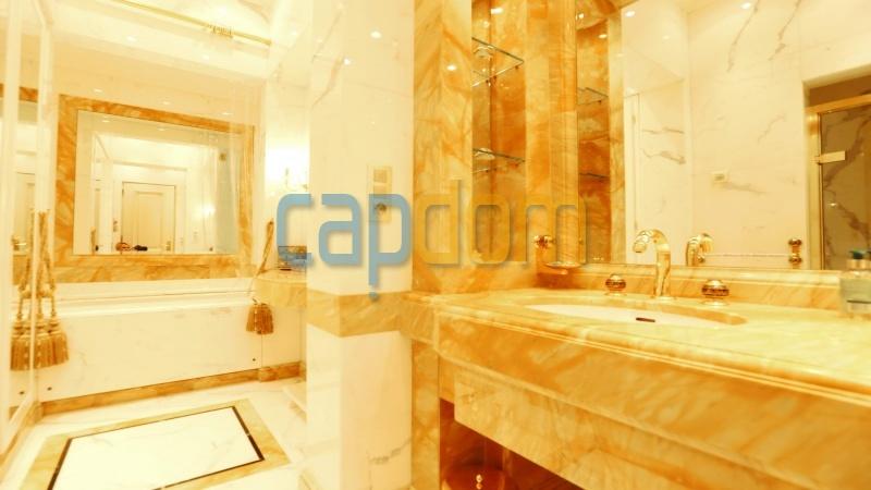 Огромная квартира на продажу в роскошной резиденции Гранд-отель кап мартен - вторая ванная комната