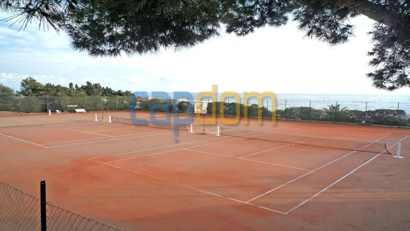 3 bedrooms appartment for sale in perfect condition Grand Hotel Cap Martin - Tennis courts