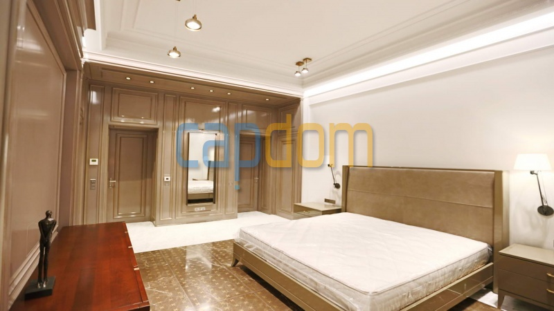 Splendid Apartment Panoramic Sea View Grand Hotel Cap Martin Roquebrune - master bedroom