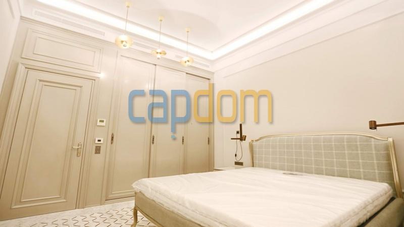 Splendid Apartment Panoramic Sea View Grand Hotel Cap Martin Roquebrune - bedroom