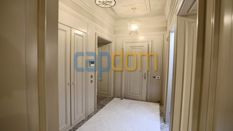 Splendid Apartment Panoramic Sea View Grand Hotel Cap Martin Roquebrune - hallway