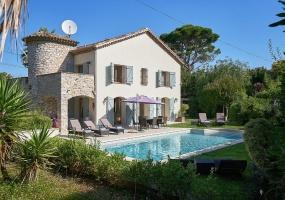 Cap d'Antibes, 5 Спальня Спальня, ,5 ВанныеВанные,Villa,For sale,1041