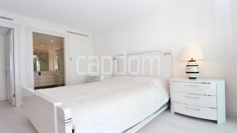 Modern Appartment in waterfront residence Maeterlinck in Nice - Bedroom 2